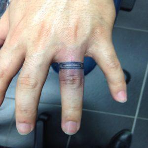 Ring Tattoo Design